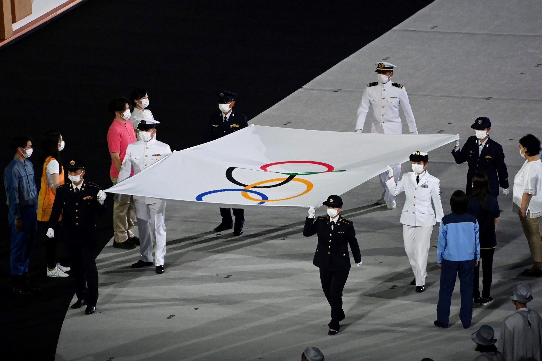 Olympic Games 2020 Opening Ceremony
